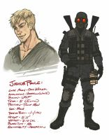 Joshua Price - Character Bio by Resident-evil-STARS