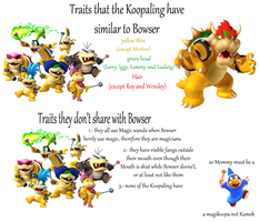 Koopalings mommy by The-E-guess-corner