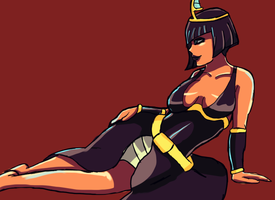 Eliza from Skullgirls by Zeoro