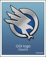 GDI logo remake by HelmerN