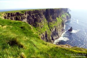 The Cliffs of Moher by otterling