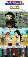 Xiaolin Showdown Meme by SYangLau