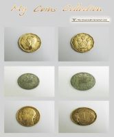 My Coins Collection 2 by mascara84