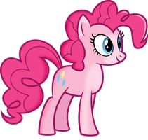 Pinkie Pie by MrCbleck