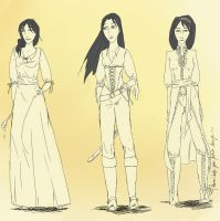 Farah goes fashion design by K-naille