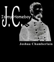 JC is my Homeboy by Flectarn