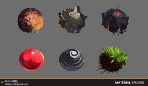 Material Studies by Kalberoos