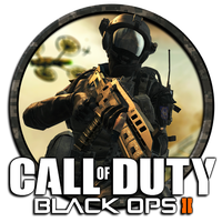 Call of Duty Black Ops 2 Icon 3 by habanacoregamer