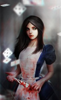 Alice Madness Returns by SiriCC