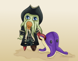 Baby Davy Jones by ringosdiamond