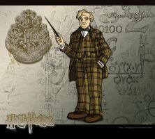 Horace Slughorn by Belegilgalad