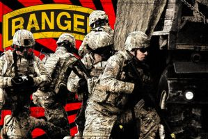 United States Army Rangers by bigthunder