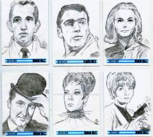 Sketch Cards: The Avengers 50th Anniversary - 1 by JasonShoemaker
