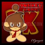 Donkey Kong Chao by CCgonzo12