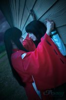 Inuyasha: Under the Moonless Night Sky by VariaK