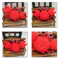 rebbie crab doll by saplanet
