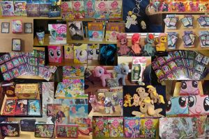 Pony Collection Event Collage by TheAmoryWarsSoldier9