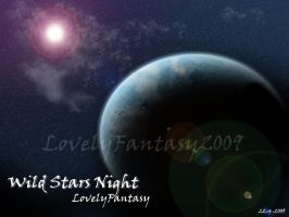 Wild Stars Night by lovelyfantasy