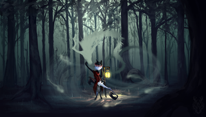 Talking With Ghosts by Tevros