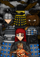 Syndicate Of The Daleks by Jace-san