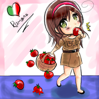 Nyotalia South Italy by Pucka-Chan