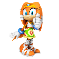 Legacy Tikal The Echidna Render (Updated) by Nibroc-Rock