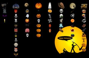 Halloween - PS3 Theme by yorksensation
