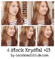 Photopack #13: Krystal by CeCeKen2000
