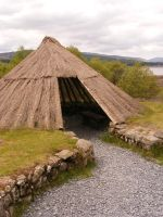 Iron Age Roundhouse 02 by Axy-stock