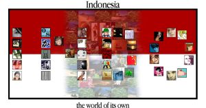 INDONESIAN Deviants Icons by indonesia