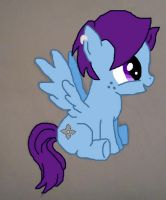 Blauscout baby by Kagoshine