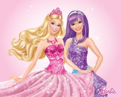 Barbie The Princess and The Popstar by Laireadder