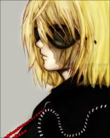 Mello SKETCH -colored by Maulsypaulsy