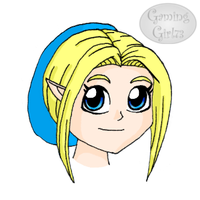 OC - Young Arill by GamingGirl73