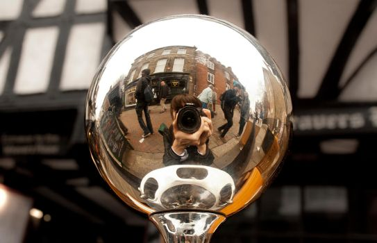 Spherical Glory by FU51ON