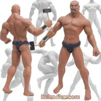 Kekoflex blacksmith action figure herrero by Kekoflex