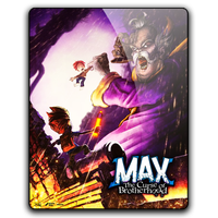 Max: The Curse of Brotherhood by dylonji