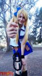 Fairy Tail Lucy Heartfillia Cosplay 4 by DarrenOfTheShan