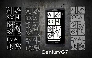 CenturyG7 180 icons by Akoe101
