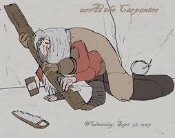urAt the Carpenter by TheCiemgeCorner
