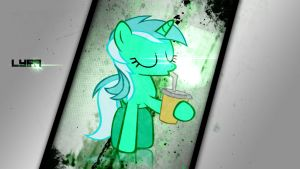 Lyra Superficial by Amoagtasaloquendo