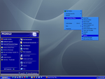 WinXP Gem Theme With Custom Sound - For WinXP by PC2012