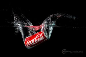 Cola Splash by akirmak