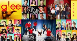 Glee Collage by PianoTheAwesome