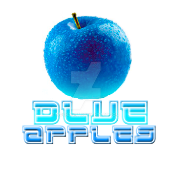 Blue Apple Playzz Profile pic by NosnaArt