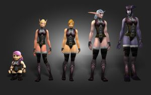 Women of Warcraft 2 by Quandtum