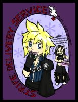 Cloud with cupcake by brokensymphony