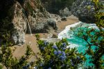 McWay Falls Big Sur another view by kayaksailor