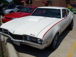 '68 Olds' F-85 by DetroitDemigod