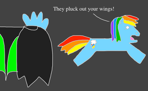 Great Animal Song - Rainbow Dash by jacobyel